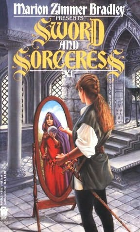 book cover of Sword and Sorceress XI
