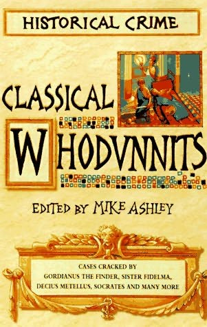 book cover of Classical Whodunnits