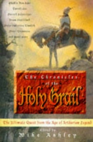 book cover of Chronicles of the Holy Grail