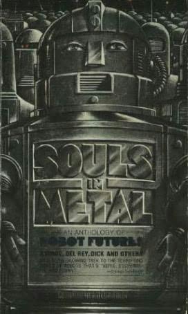 book cover of Souls in Metal