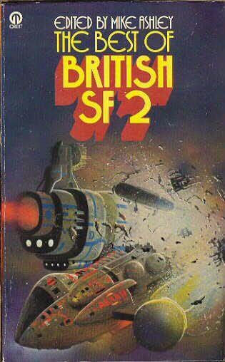 book cover of The Best of British SF 2