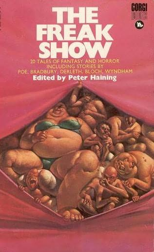 book cover of The Freak Show