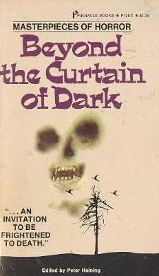 book cover of Beyond the Curtain of Dark