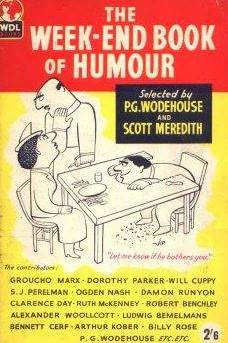 book cover of The Week-End Book of Humour