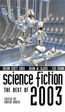 book cover of Science Fiction: The Best of 2003