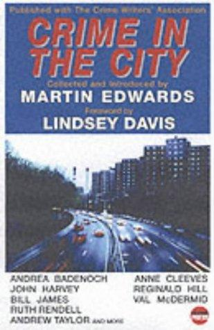 book cover of Crime in the City