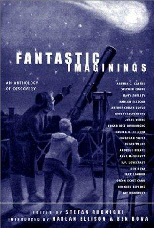 book cover of Fantastic Imaginings