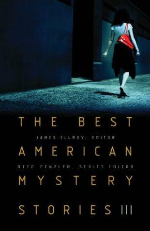 book cover of The Best American Mystery Stories 2002