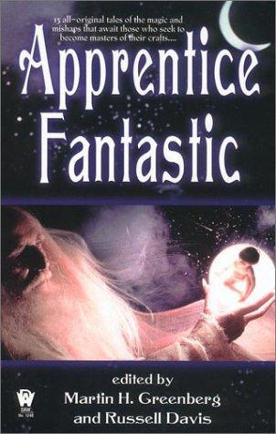 book cover of Apprentice Fantastic
