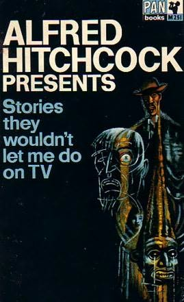 book cover of Alfred Hitchcock Presents