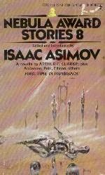 book cover of Nebula Award Stories 8