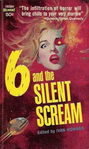 book cover of Six and the Silent Scream