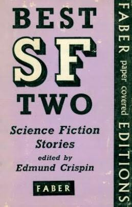 book cover of Best SF 2