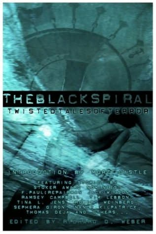 book cover of The Black Spiral