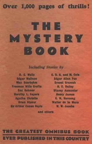 book cover of The Mystery Book