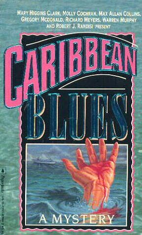 book cover of Caribbean Blues