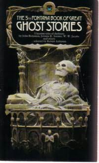 book cover of The 5th Fontana Book of Great Ghost Stories