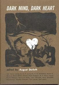 book cover of Dark Mind Dark Heart