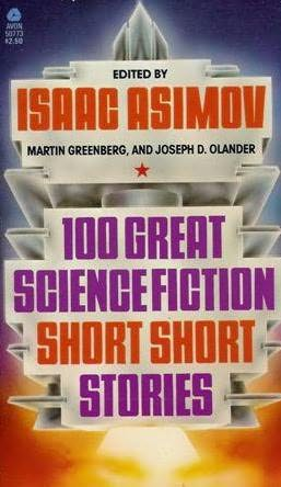 book cover of 100 Great Science Fiction Short Short Stories