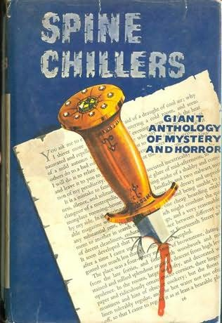book cover of Spine Chillers