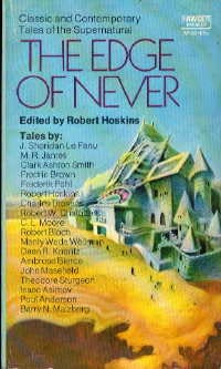 book cover of The Edge of Never
