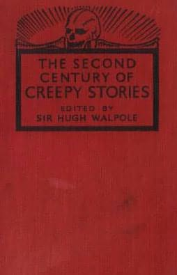 book cover of A Second Century of Creepy Stories