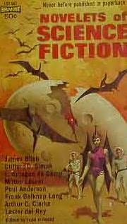 book cover of Novelets of Science Fiction