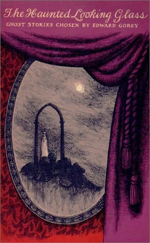 book cover of The Haunted Looking Glass