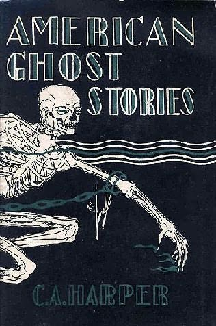 book cover of American Ghost Stories