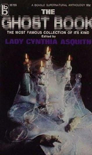 book cover of The Ghost Book