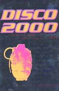 book cover of Disco 2000