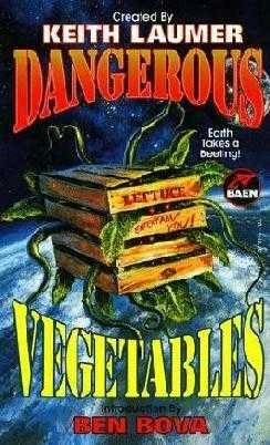 book cover of Dangerous Vegetables