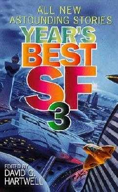 book cover of Year\'s Best SF 3