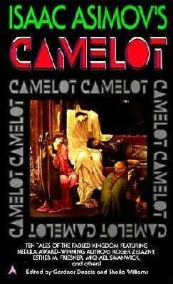 book cover of Isaac Asimov\'s Camelot