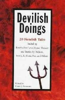 book cover of Devilish Doings