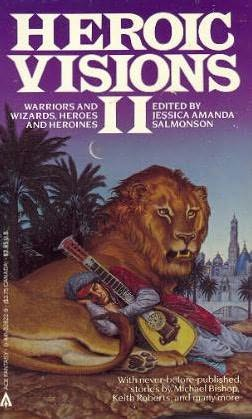 book cover of Heroic Visions II