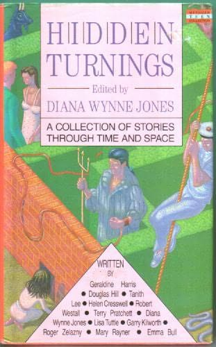 book cover of Hidden Turnings