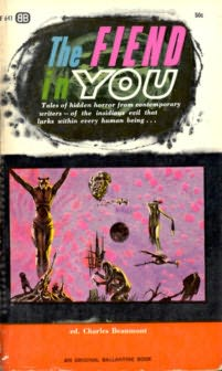 book cover of The Fiend in You