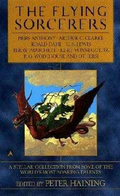 book cover of The Flying Sorcerers