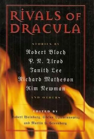 book cover of Rivals of Dracula