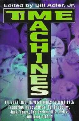 book cover of Time Machines
