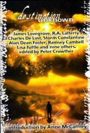 book cover of Destination Unknown