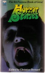 book cover of The Fontana Book of Great Horror Stories