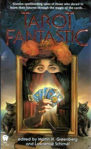 book cover of Tarot Fantastic