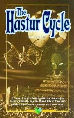 book cover of The Hastur Cycle, 2nd Edition