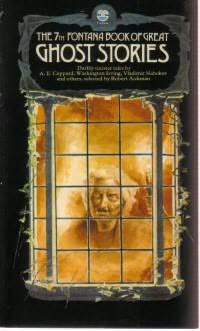 book cover of The 7th Fontana Book of Great Ghost Stories