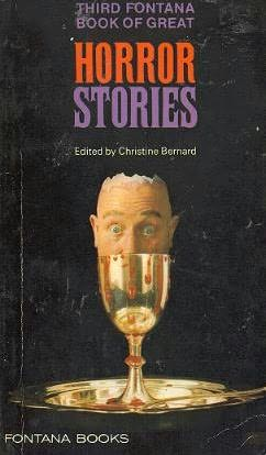 book cover of The 3rd Fontana Book of Great Horror Stories