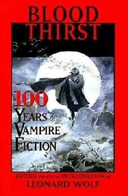 book cover of Blood Thirst
