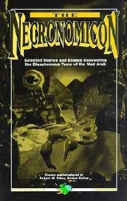 book cover of The Necronomicon