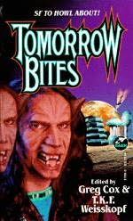book cover of Tomorrow Bites